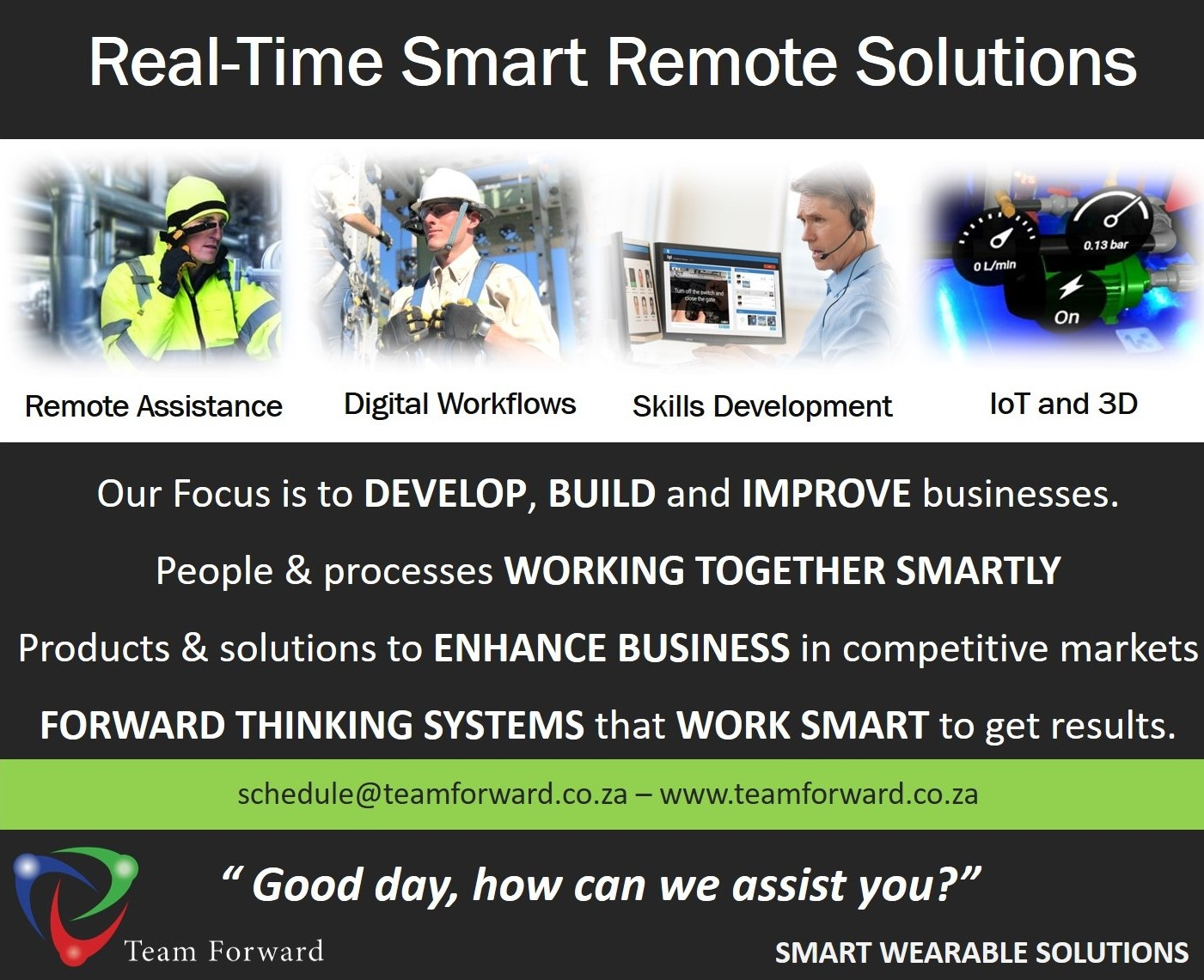 Real-Time Remote Assistance